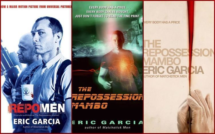 Eric Garcia Eric Garcia Novelist Screenwriter Dear English Major