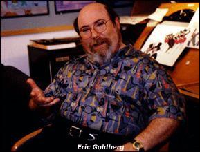 Eric Goldberg (animator) 21 Eric Goldberg 50mostinfluentialdisneyanimators