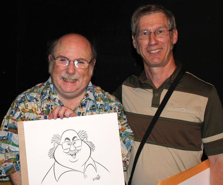 Eric Goldberg (animator) The Cartoon Cave Happy Birthday Eric Goldberg