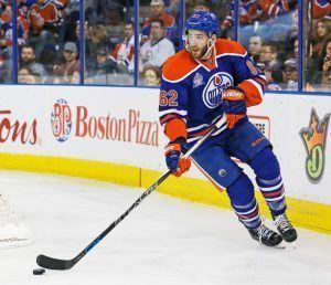 Eric Gryba Edmonton Oilers Offer Eric Gryba PTO Report