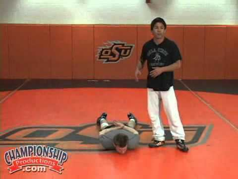 Eric Guerrero Wrap Arm Drill With Eric Guerrero YouTube
