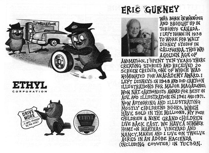 Eric Gurney National Cartoonists Society
