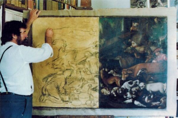 Eric Hebborn Art Forger Blasts Critics in Unpublished Book artnet News
