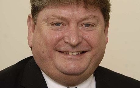Eric Illsley MPs expenses Reelected Labour MP Eric Illsley charged
