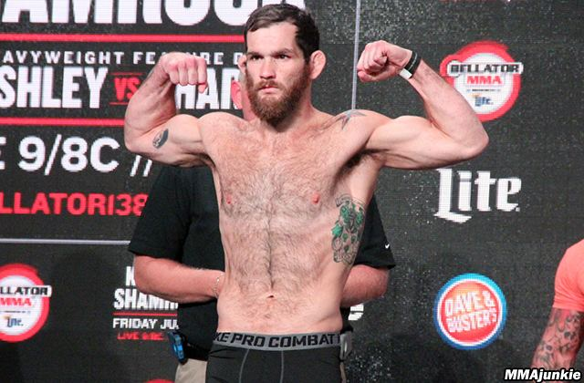 Eric Irvin Fight Path Bellator 138s Eric Irvin gets shot at the big time on