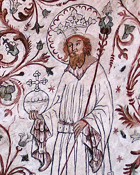 Eric IX of Sweden A Sinner39s Guide to the Saints St Eric IX of Sweden