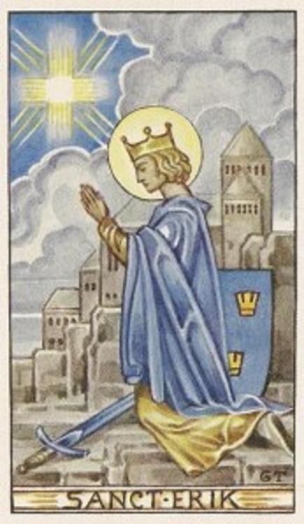 Eric IX of Sweden MONZ RISKY Eric IX of Sweden Saint of Stockholm