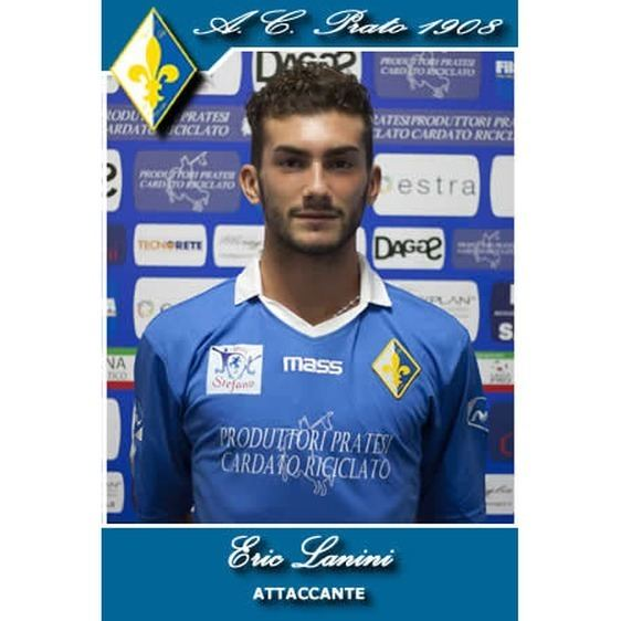 Eric Lanini Eric Lanini al Palermo ma solo da giugno notiziedipratoit