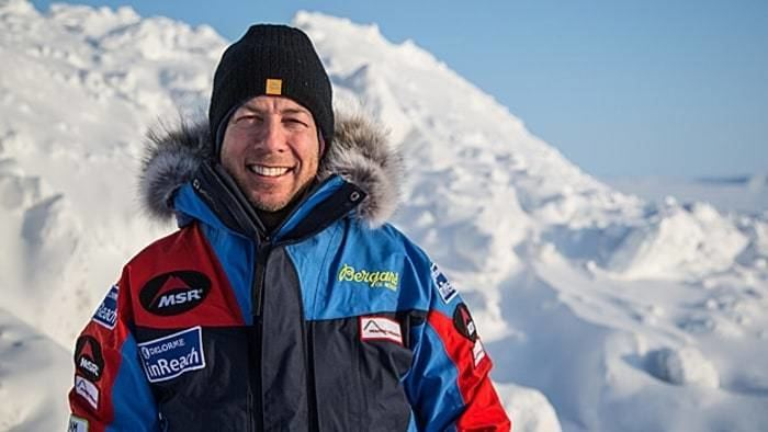 Eric Larsen (explorer) Eric Larsen and Ryan Waters Set a New Arctic Speed Record Mens