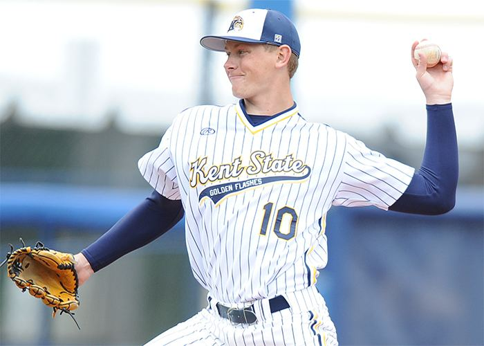 Eric Lauer Eric Lauer thankful for opportunity at Kent State The 3rd Man In
