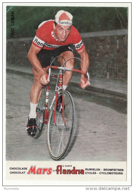 Eric Leman Wielrennen Cyclisme Mars Flandria Eric Leman 1971