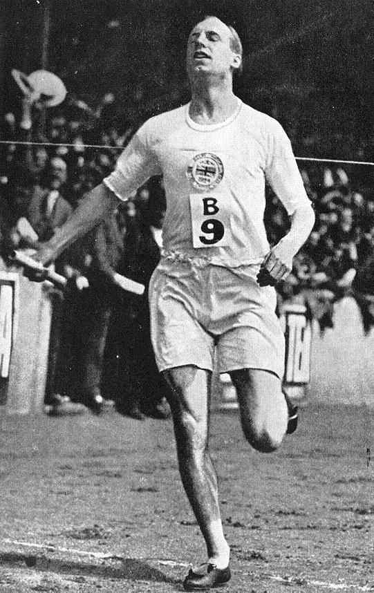 Eric Liddell Eric Liddell Wikipedia the free encyclopedia