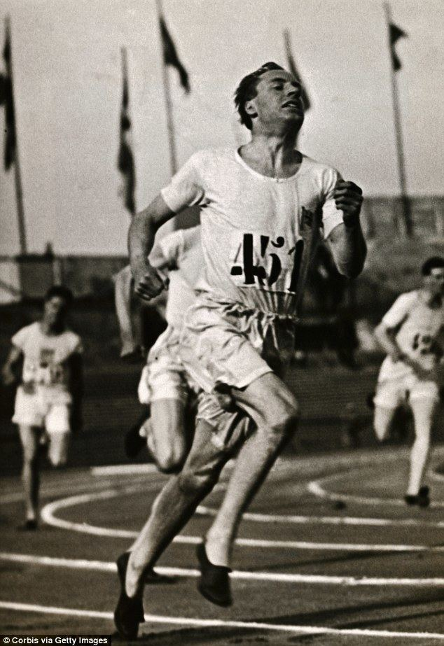 Eric Liddell Eric Liddell won gold for Britain but his finest hour came in a