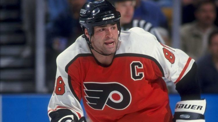 Eric Lindros Interview With Eric Lindros On His Career Concussions