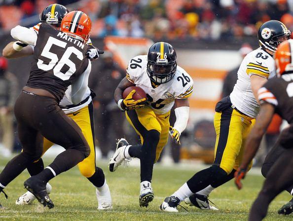 Eric Martin (linebacker) Eric Martin Photos Pittsburgh Steelers v Cleveland