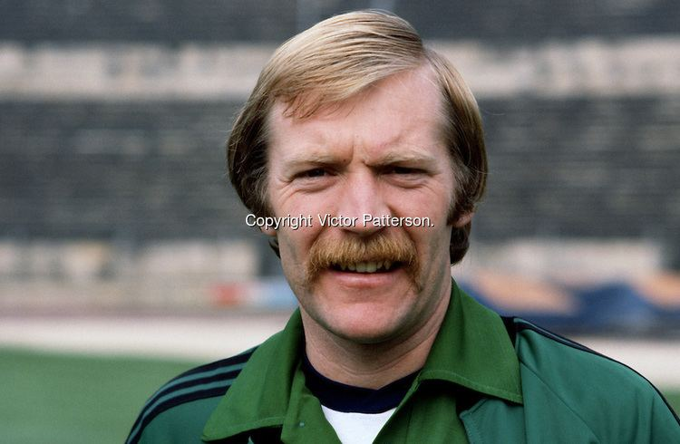 Eric McManus Eric McManus footballer Stoke City N Ireland Victor Patterson