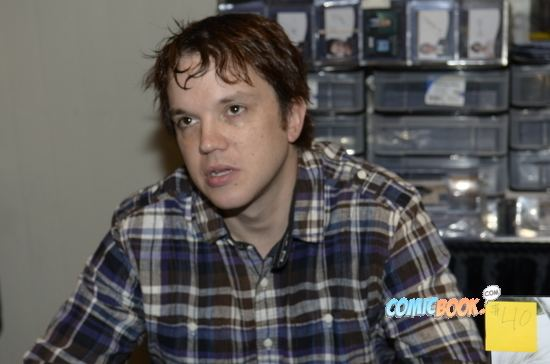 Eric Millegan Reconnecting With Bones39s Lost Doc Eric Millegan