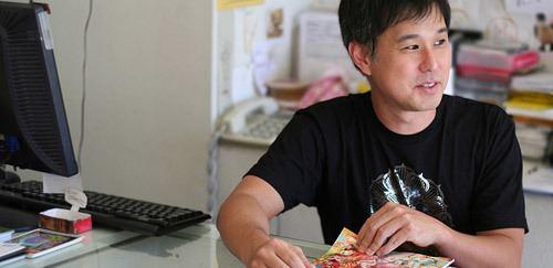 Eric Nakamura ERIC NAKAMURA ACV National Tour Picks Asian CineVision Asian