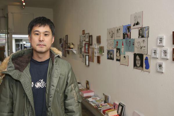 Eric Nakamura Interviews Eric Nakamura Giant Robot Biennale the Japanese
