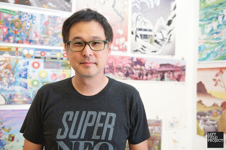 Eric Nakamura Eric Nakamura Giant Robot duane fernandez
