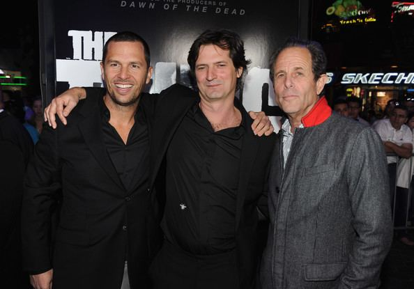 Eric Newman (producer) Eric Newman in Premiere Of Universal Pictures The Thing Red