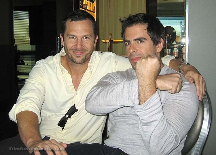 Eric Newman (producer) The Last Exorcism Horror producers Eli Roth and Eric Newman on