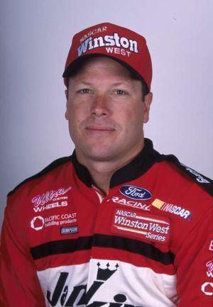 Eric Norris Eric Norris NASCAR touring series driver TV stunt coordinator