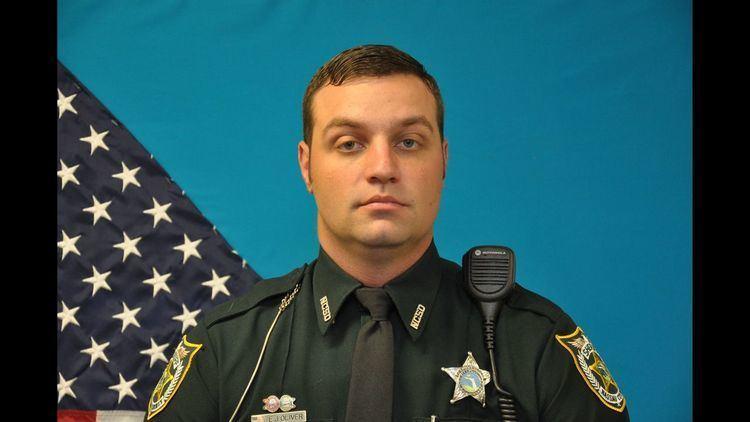 Eric Oliver Photos Eric Oliver Nassau County deputy killed crash Yulee WJAXTV