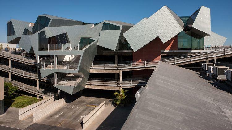 Eric Owen Moss Pterodactyl Eric Owen Moss Architects