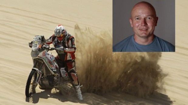 Eric Palante Motociclista Eric Palante fue hallado muerto tras quinta