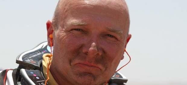 Eric Palante Encuentran muerto al piloto belga Eric Palante en el