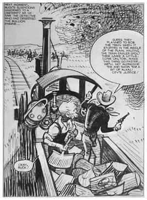 Eric Parker (illustrator) Eric Parker Lambiek Comiclopedia