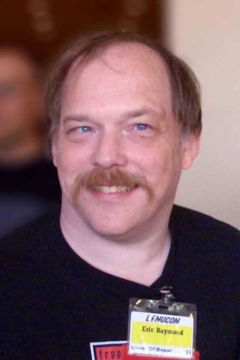Eric S. Raymond Eric S Raymond Wikipedia the free encyclopedia