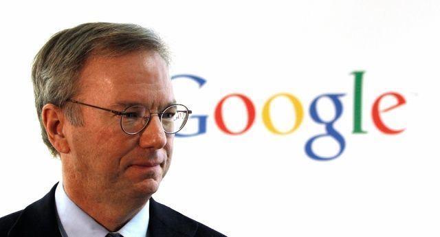 Eric Schmidt Google Chairman Eric Schmidt Says quotApple Should Have Kept