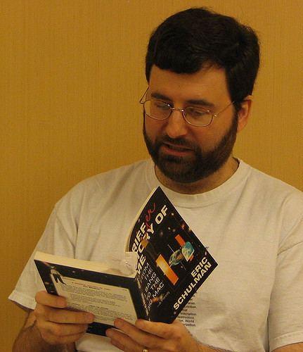 Eric Schulman Eric Schulman author reading Paul Fischer Flickr