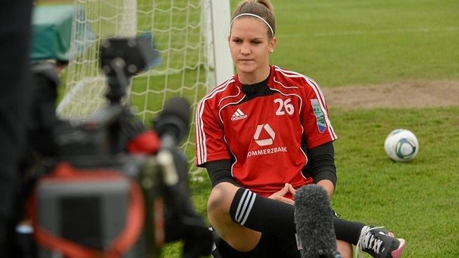 Desiree Schumann Patient Schumann ready to take her chance UEFA Women39s