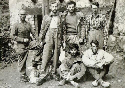 Eric Shipton mountaineer Eric Shipton 1951 Club
