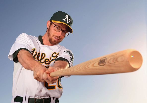 Eric Sogard Eric Sogard Photos Oakland Athletics Photo Day Zimbio