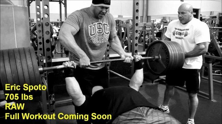 Eric Spoto Eric Spoto39s Training Routine amp Methods for a World Record