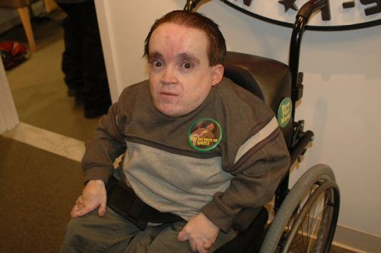 Eric the Actor RIP Eric Lynch AKA 39Eric The Actor39 from The Howard