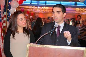 Eric Ulrich Eric Ulrich rides out Democratic wave Queens Chronicle South