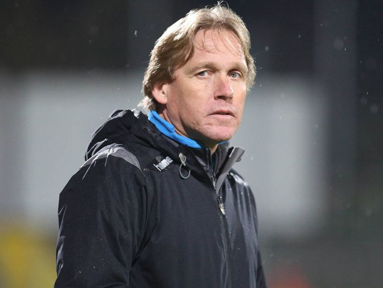 Eric van der Luer Van der Luer In der Qualitt getuscht Regionalliga