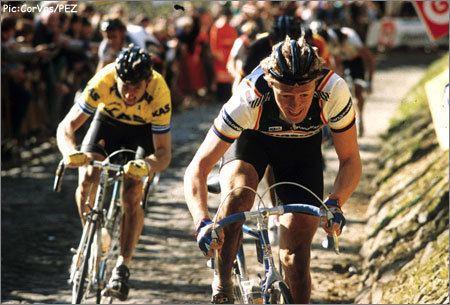 Eric Vanderaerden Eric Vanderaerden Belgiums Next Merckx Velo