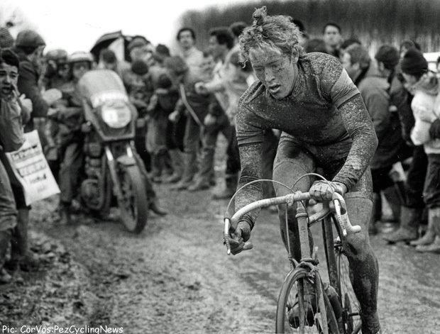 Eric Vanderaerden Retro Roubaix Eric Vanderaerden PezCycling News