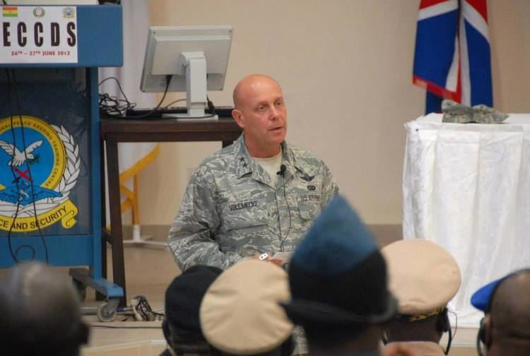 Eric Vollmecke FileUS Air Force Maj Gen Eric Vollmecke the deputy director of