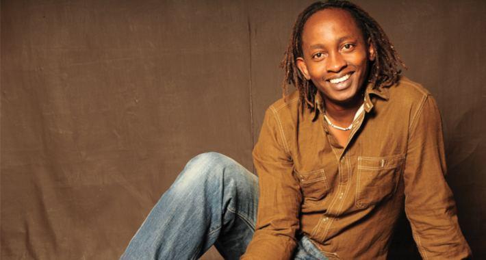 Eric Wainaina (musician) KenyanHeroes Eric Wainaina Mambo Zuri