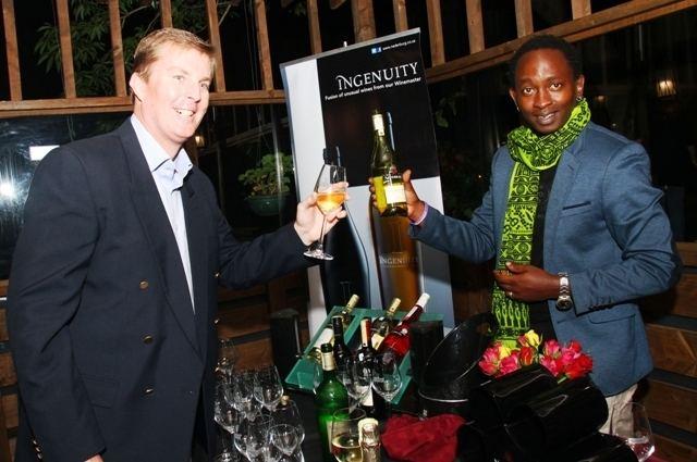 Eric Wainaina (musician) Wine Kenyan Musician Eric Wainaina is Nederburg39s new
