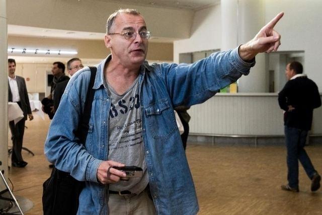 Eric Weber Droht Eric Weber die Entmndigung News Basel Stadt