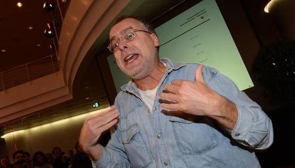 Eric Weber Anklage von Staatsanwaltschaft Eric Weber muss vor