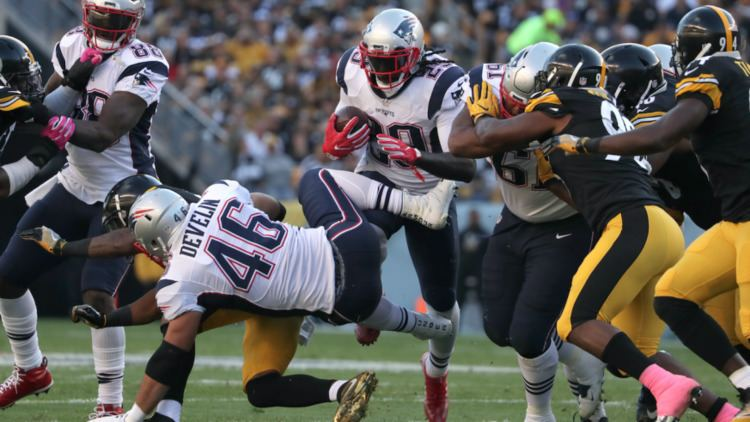 Eric Wilbur Eric Wilburs 3 things we learned in the Patriots win in Pittsburgh